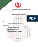 TF Ingenieria sismoresistente Informe