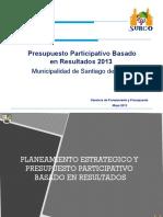 PlaneamientoEstrategicoyPresupuestoPublicoBasadoenResultados_28mayo