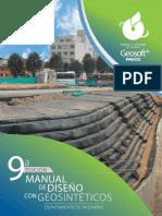 Manual de Diseno Con Geosintéticos