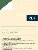 3. La Historieta