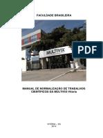 Manual_de_Normatização_de_trabalhos_cientÃ-ficos_Mult ivix_-_Vitória