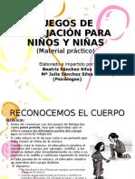 Juegos de Relajacion Para Ninos y Ninas m Practico[1]