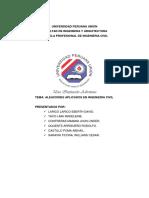 Aleaciones utilizados en la construcción civil