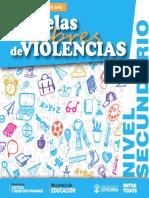 Escuelas Libres de Violencia
