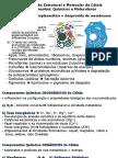 2016 Aula 2 Organização Química Celular