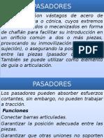 1. PASADORES
