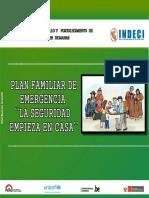 Plan Familiar de Emergencia Seguridad Empieza en Casa