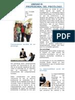 Revista - Etica Profesional Del Psicologo