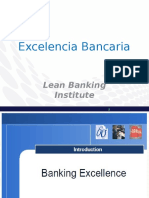 Lean Banking - Excelencia Bancaria