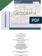 Geografia Orientações Curriculares 2016(2)