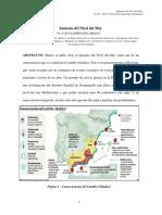 Artículo Aumento Del Nivel Del Mar