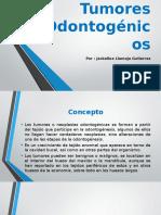 Tumores-Odontogénicos (1)