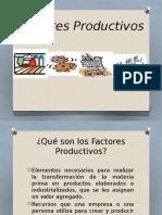 FACTORES Produccion