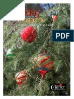 Holiday Magazine 2016