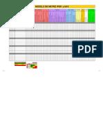 Modelo Matriz IPER y AAS