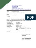 Surat Balasan Observasi