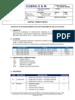CTR-OM-MT-TIN-0008 Instructivo Mantto Electrobomba Seal Oirl