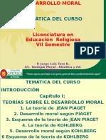 Presentación Del Curso de Desarrollo Moral