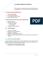 Cap Vii Diseño Geometrico Horizontal Parte1 Copia