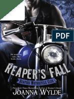#5 Reapers Fall - Joanna Wylde - PG