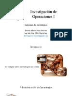 5 Sistemas de Inventarios