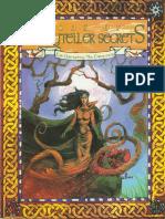 Changeling Book of Storyteller Secrets (1995)