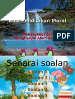 105440413 Kuiz Pendidikan Moral