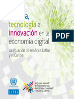 Ciencia Tecnología Innovación Economía Digital