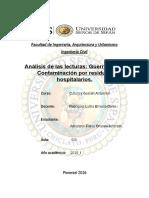 Analisi de Las Lecturas _Ratas