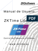 Manual Usuario Zktimelite