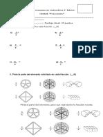 Control de Fracciones