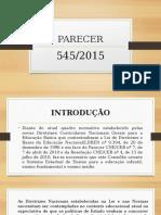 5 - PARECER 545.pptx
