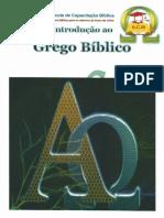 Introdução Ao Grego Bíblico