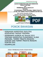 Kebijakan Akreditasi Prov NTB 14092015.ppt