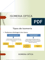 ISOMERIA-OPTICA