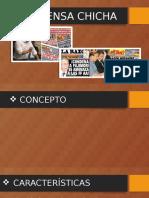 La Prensa Chicha