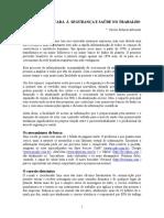 INTERNET  APLICADA  À  SEGURANÇA E SAÚDE NO TRABALHO  -  Carlos Roberto Miranda.doc