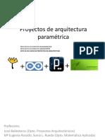 Proyectos-arquitectura-parametrica