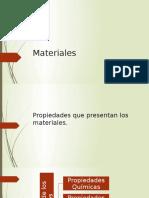 4 Materiales