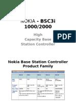 Nokia - Bsc3i 1000