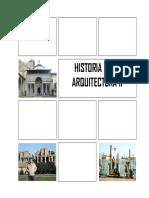 Cuaderno Historia Arquitectura 2
