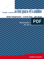 Una Educación Para El Cambio_ - Hargreaves, Andy(Author)