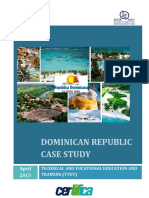 Dominican Republic Case of Study FV 21AUG2015