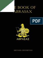 Michael Cecchetelli - The Book of Abrasax