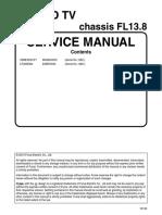 Service manual (phillips 32 Led) 32ME303V_F7