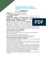 Derecho c Procesal Civil i Conoc. Abrev. Sumari.