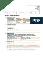 Market Audit and Evaluation_Dr. Atul Parvatiyar_Course Outline_MJan16