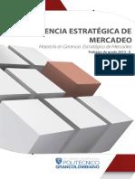 Gerencia Estrategica de Mercadeo 2013 II