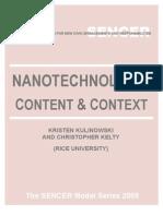 Nanotechnology Model