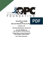 Opc Dcom Security